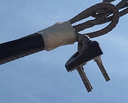 Neel-51-Großschot-rausgerissen-vor-Reparatur